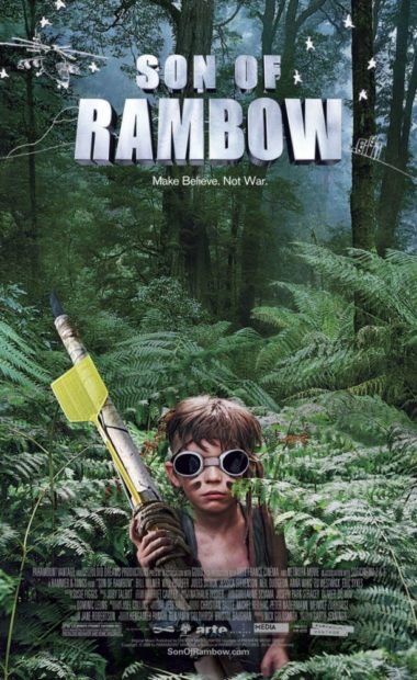 theatrical poster for son of rambow