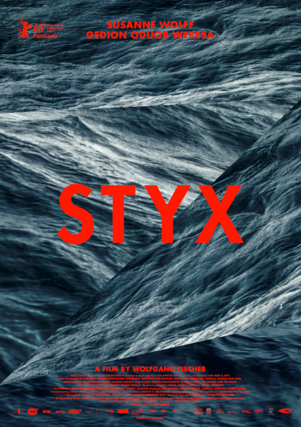 theatrical poster for styx