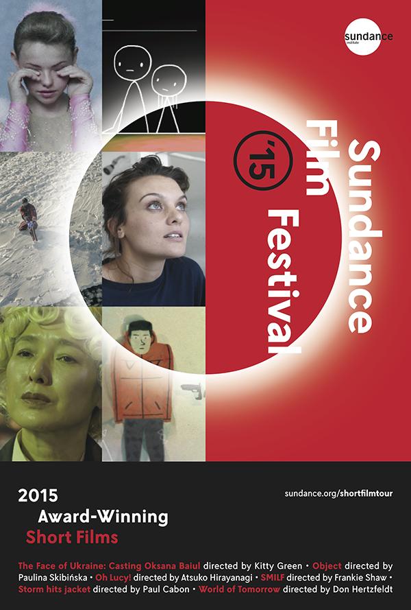 poster for 2015 sundance film festival shorts