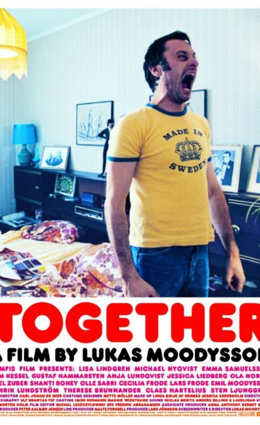 theatrical poster for together