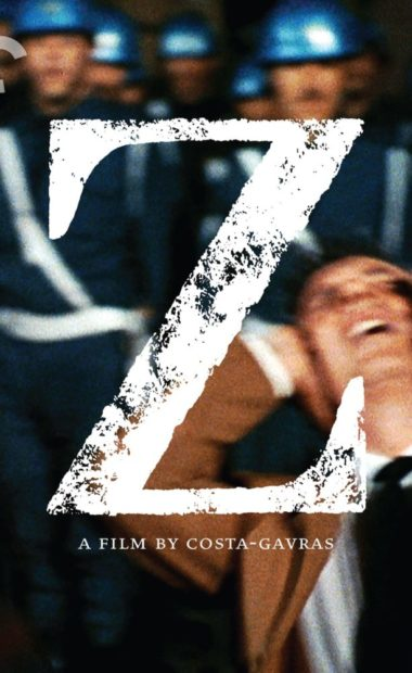 theatrical poster for Z