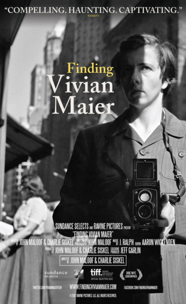 theatrical poster for finding vivian maier