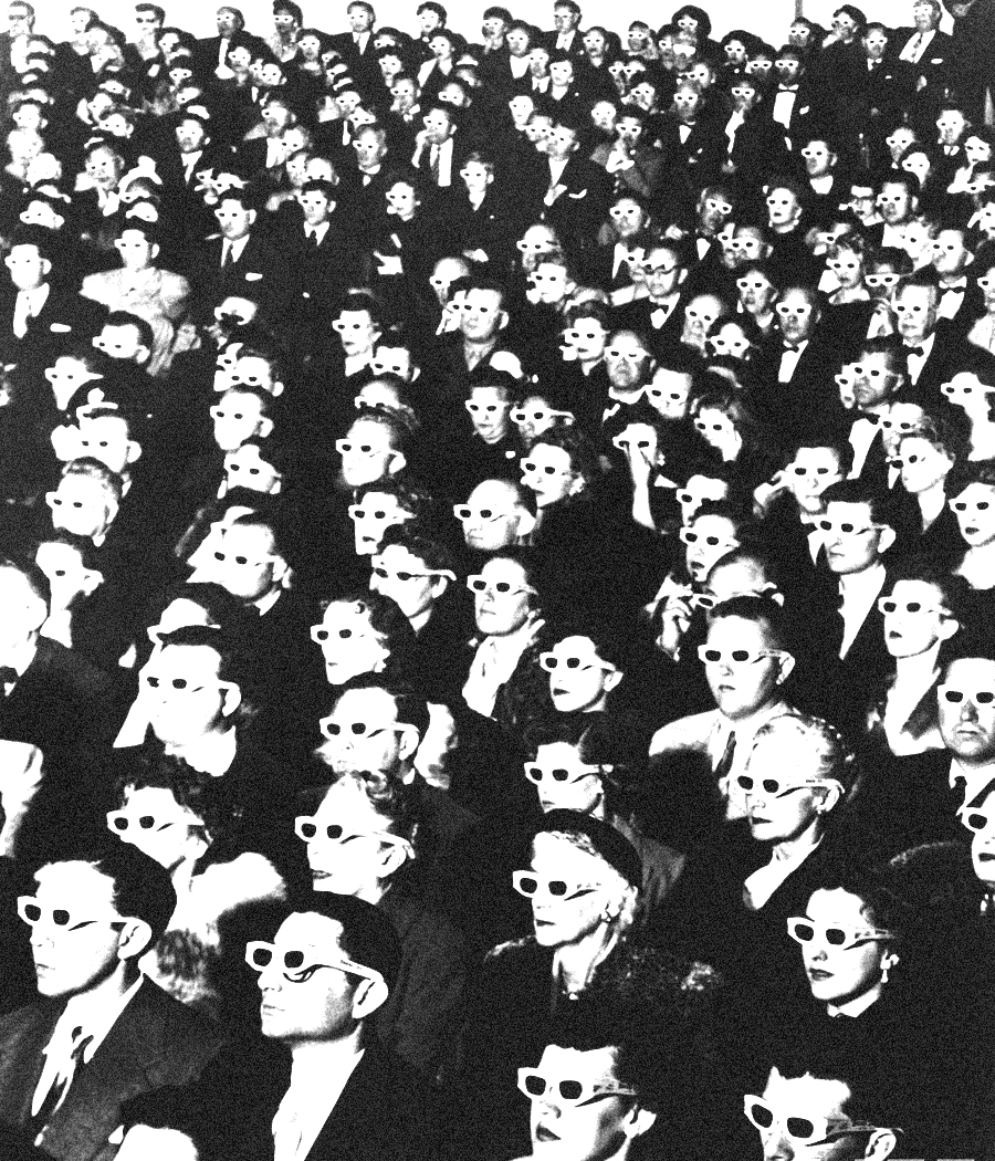Can surrealist cinema enhance our illusions? Our perception? Via LIFE Photos.