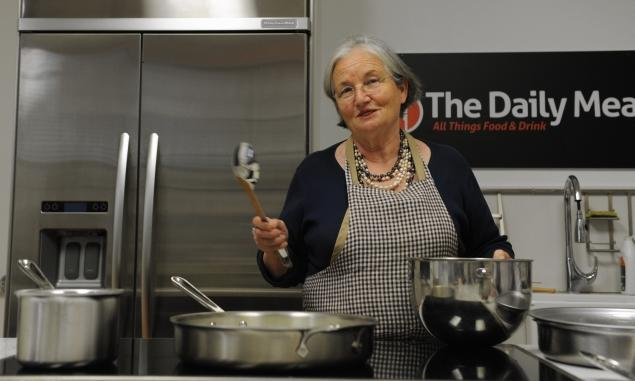 Chef Danièle Mazet-Delpeuch, who cooked for French President François Mitterrand, is the subject of the political comedy Haute Cuisine. Via New York Daily News.
